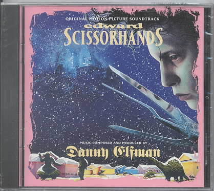EDWARD SCISSORHANDS (OST) BY ELFMAN,DANNY (CD)