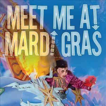 MEET ME AT MARDI GRAS (CD)