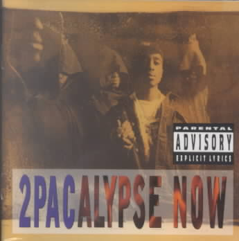 2 PACALYPSE NOW BY SHAKUR,TUPAC (CD)