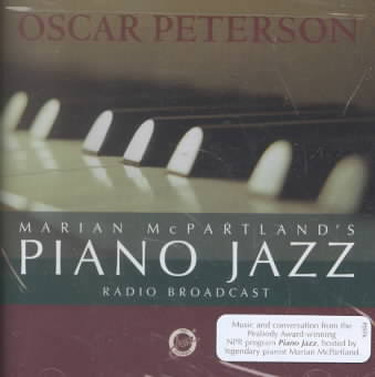 MARIAN MCPARTLAND'S PIANO JAZZ BY PETERSON,OSCAR (CD)